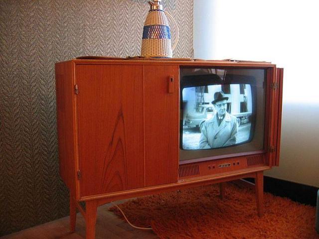 La télévision des années 50