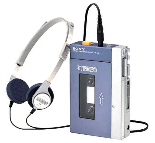Le Walkman, ou le superhéros de la musique des années 80