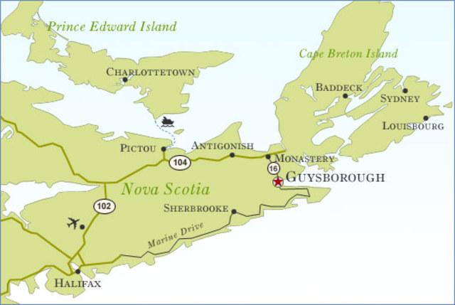 Cape Breton and Nova Scotia reunited