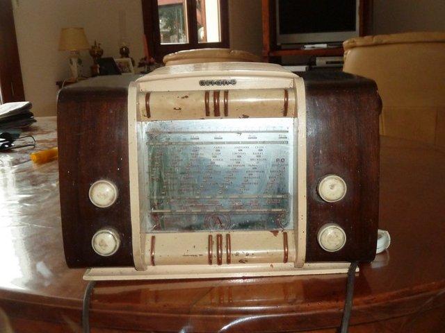 Radio TSF ( transmission sans fil )