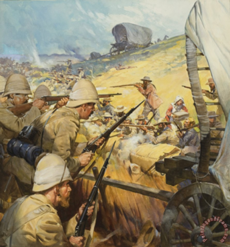{Wars & Battles} - Boer War