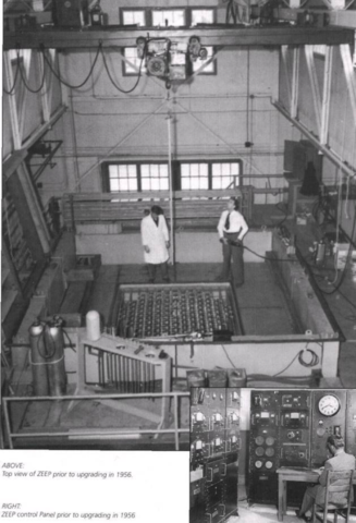 {Notable Events} - nuclear reactor