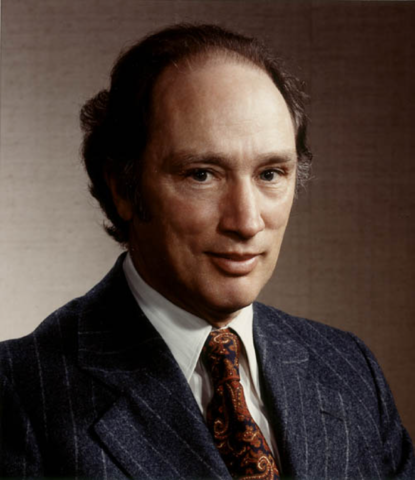 {Governors & Prime Ministers} - Pierre Trudeau