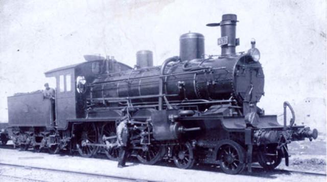 la locomotora a vapor 1804(Patricio Herrera)