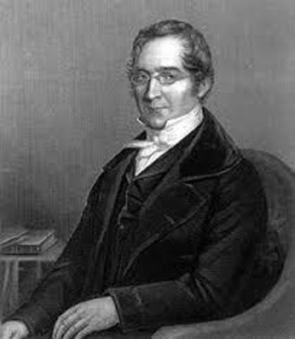 Jospeh Louis Gay-Lussac (1778-1850)