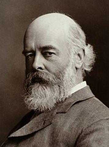 Oliver Jospeh Lodge (1851-1940)