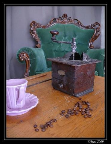 le moulin a café Peugeot