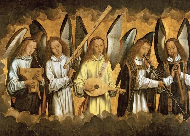 Música Medieval - Até cerca de 1450