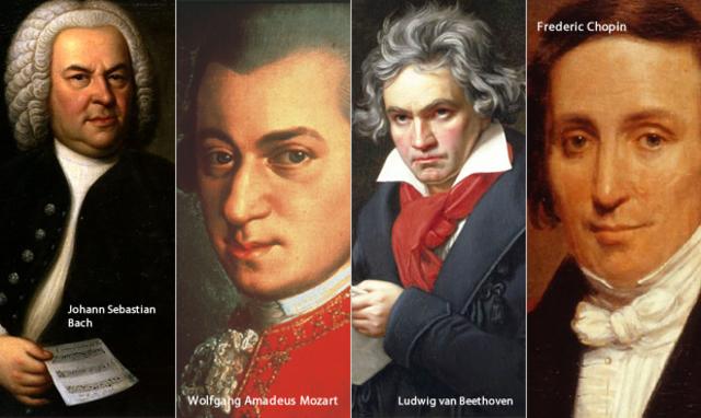 Música Clássica - até 1810