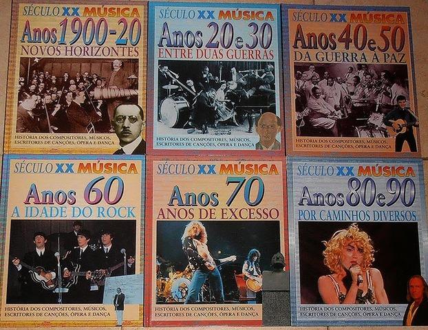 Música do Século XX - Até 2015