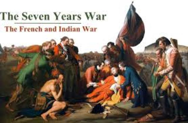Beginning of the Seven Years' War - WB