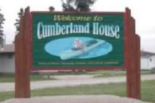 The Cumberland House is Constructed  - NE
