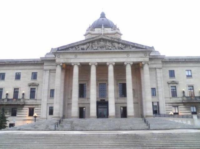 unilingual legislatures in Manitoba and Québec.