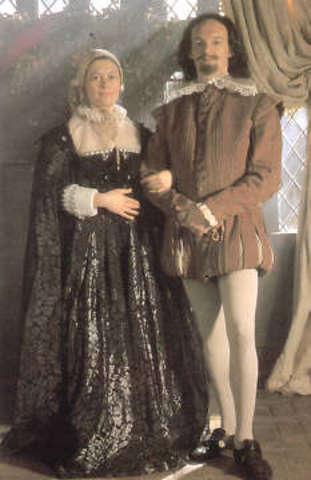 William Shakespeare Marries Anne Hathway