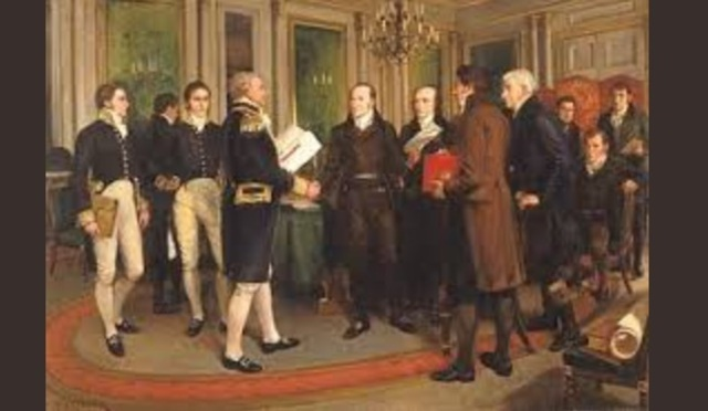 The Treaty of Ghent-Cause and Consequence