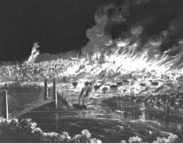 Marimichi Fire