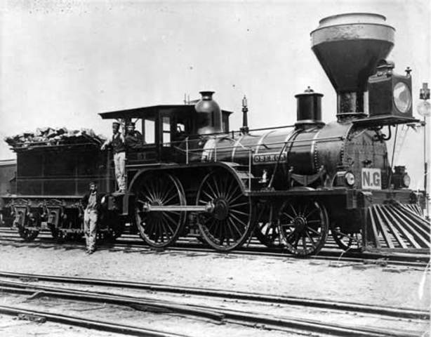 The First Railway