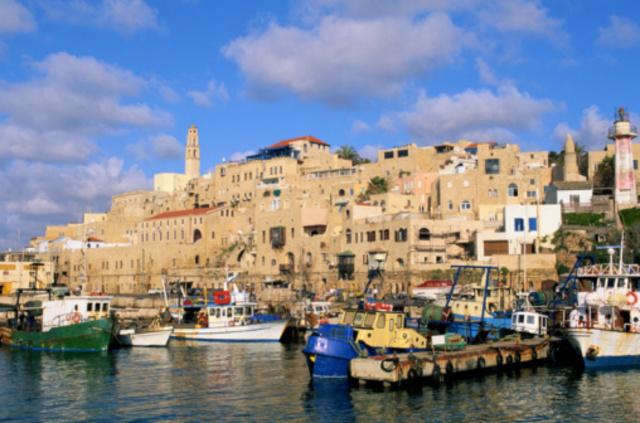 Porto de Jafa