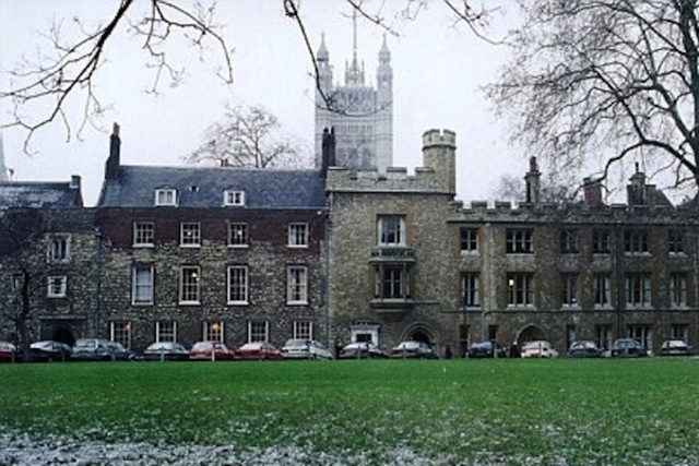 Entered Westminister School