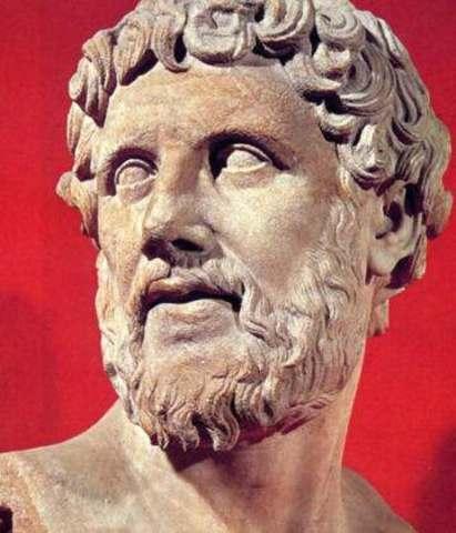 до н.э. греческий философ Демокрит