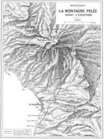 Erupció de la Muntanya Pelée de 1902