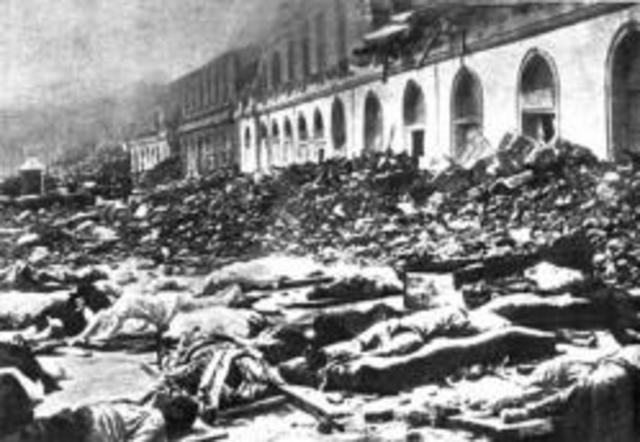 Terratrèmol de Messina de 1908