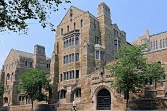 Went to Yale