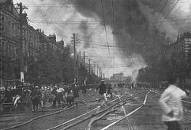 Terratrèmol de Kanto de 1923