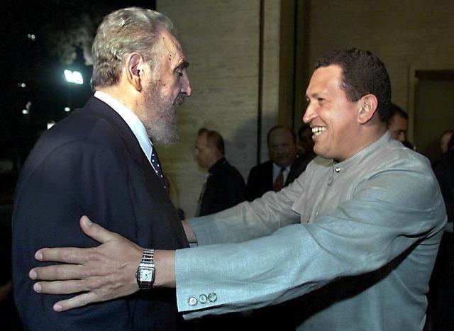 Relations entre Cuba et Vénézuela