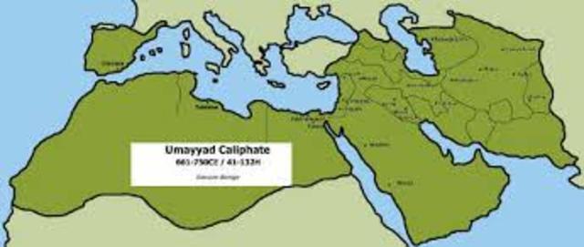 Ummyad caliphate