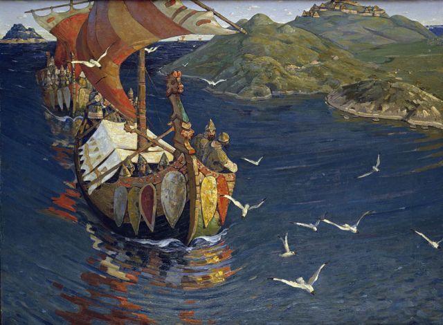 viking invasions in europe
