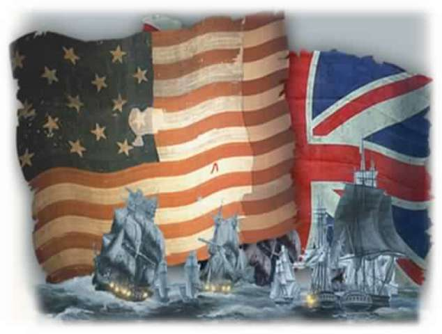 United States Declares War on Britain - WB