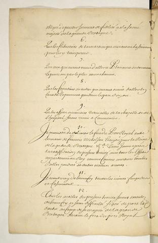 Cette guerre prend fin avec la signature du traité d'Utrecht le 11 avril 1713, dans la ville d'Utrecht, aux Pays-Bas.