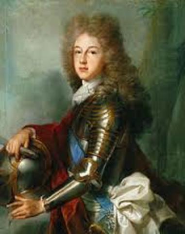 Le premier traité qui est signé entre la France et Grande-Bretagne en le 11 avril 1713. Les traité le roi Louis XIV.