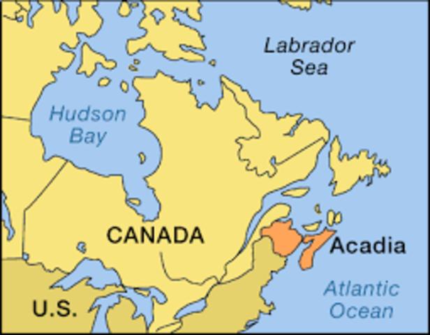 Les conséquences du traité d'Utrecht étaient graves pour la France. Ils perdent l'Acadie. La France a perdu toute la Terre-Neuve sauf l'île Royale.
