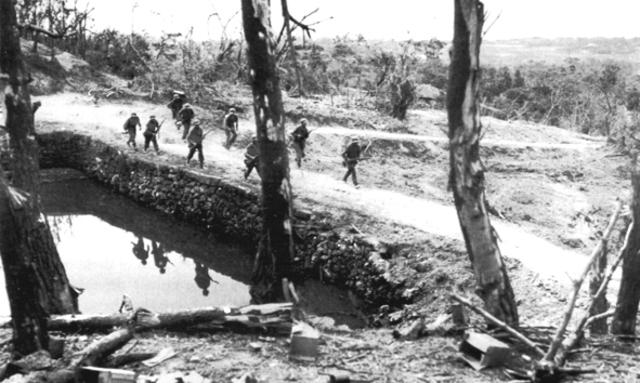 Battle of Bloody Ridge