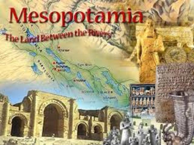 4000 ac Música en Mesopotamia