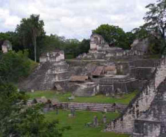 Mayan city-states