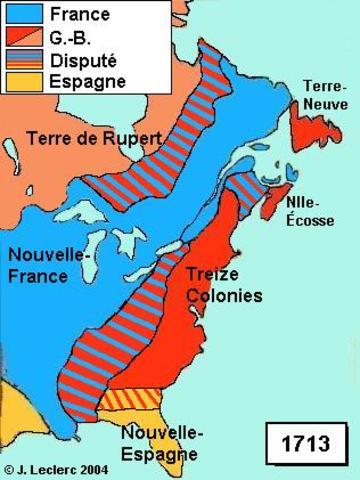 La guerre de Succession d'Espagne et le traité d'Utrecht