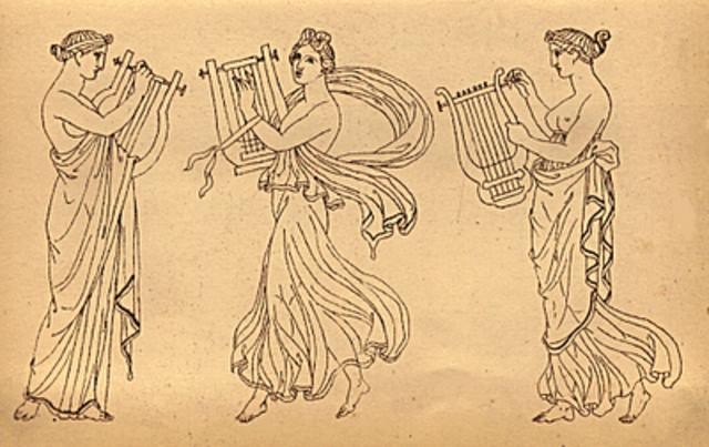5000 ac, Musica Griega