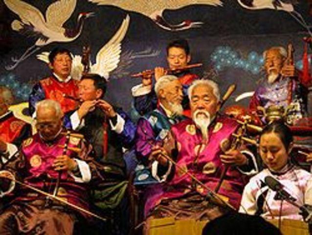 1122 ac  Musica en China