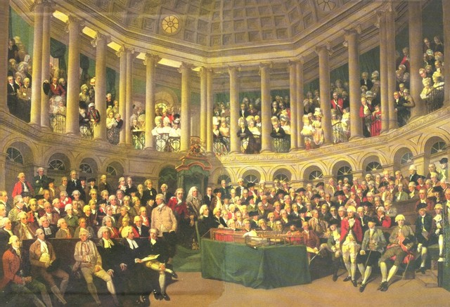 Charles I brings Parliament back together after dissolving it