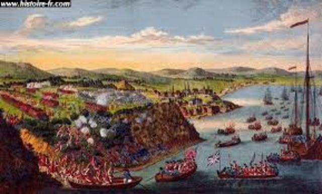 La guerre de Sept Ans