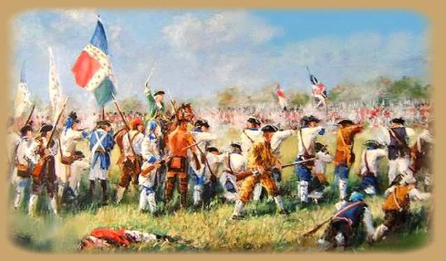 La guerre de Sept Ans se déroule en Europe de 1756 à 1763.