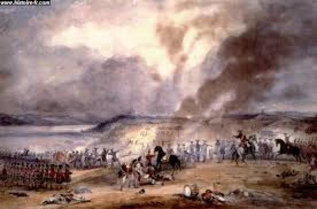 En Amérique du Nord cette guerre, aussi connue comme «guerre de la Conquête» se déroule de 1754 à 1760.