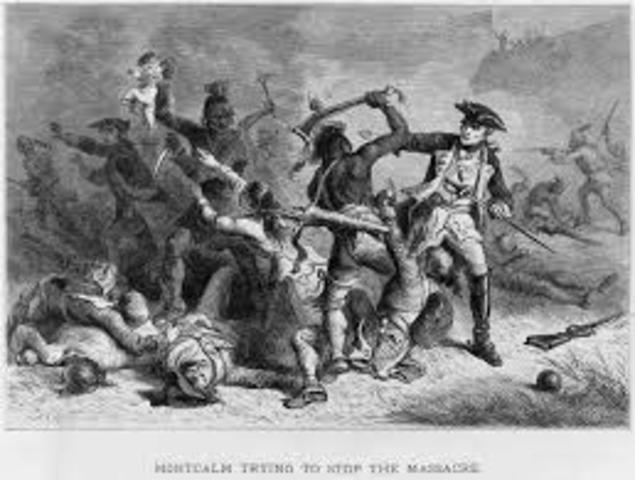 En juillet 1759, le général James Wolfe envoie 4000 soldats pour attaquer la côte de Beauport. Mais les Francais envoie 10 000 soldats pour défandre la côte Beauport. Au fin du bataille 440 soldats Britanniques sont mort ou blessés.