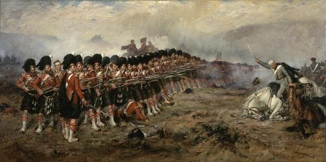 La battre pour le Québec, le général James Wolfe