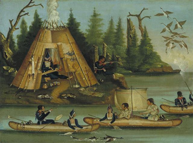 Les Francais et les peuples Autochtones