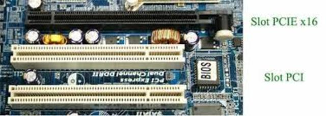 Bus PCI Express 9 Apr 2000