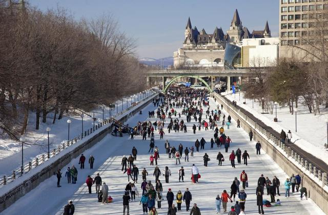 Opening of the Rideau Canal - CS